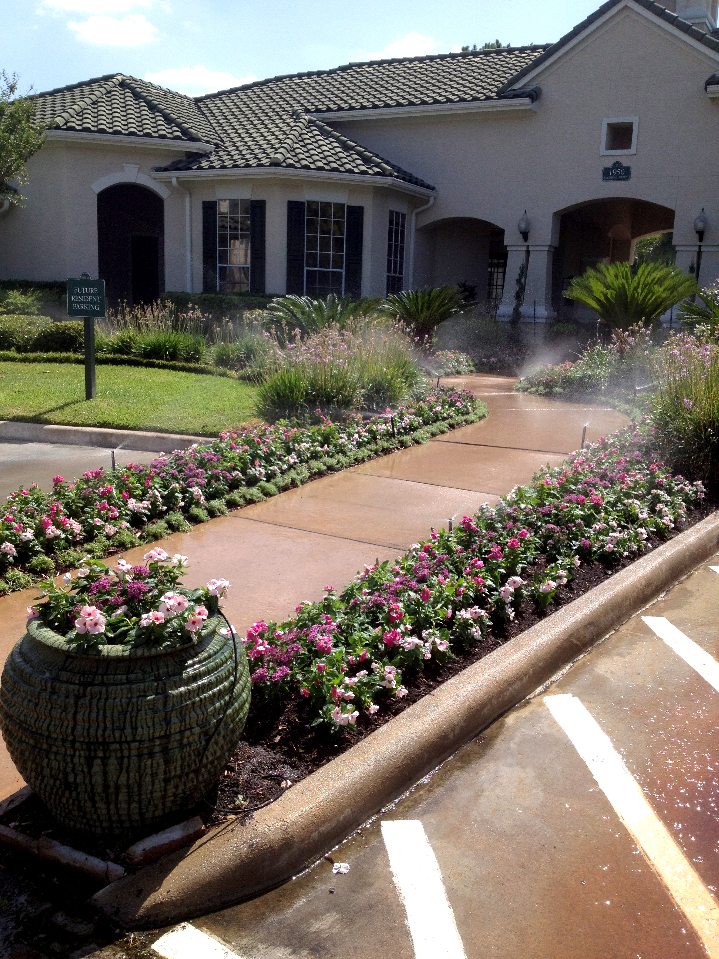 Texas Turf Management Commercial Landscaping Houston